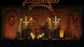 On January 25th, King Diamond will release a new DVD/Blu-ray, Songs For The Dead Live