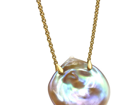 New Releases: Pearl Coin Jewelry