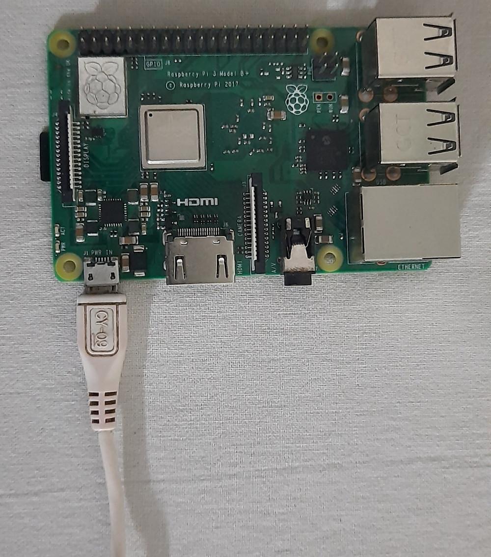 Image of Hardware Unpowered