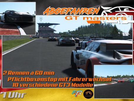 rF2 Specialevent | Abgefahren GT Masters- 07.06.2020 ab 17 Uhr