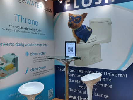 FLUSH Attends Indian Conference