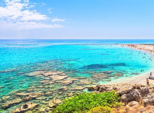 Frangokastello | Chania Crete | Drosoulites Phenomenon