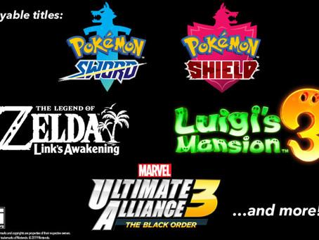 NEWS | E3 2019: Nintendo bestätigt vier Spiele, Sonderangebote und Turniere