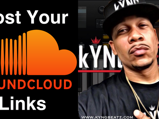 Post Your SoundCloud Links To This Blog Post!