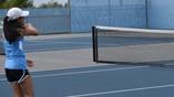 Girls tennis pushes through season with new coach