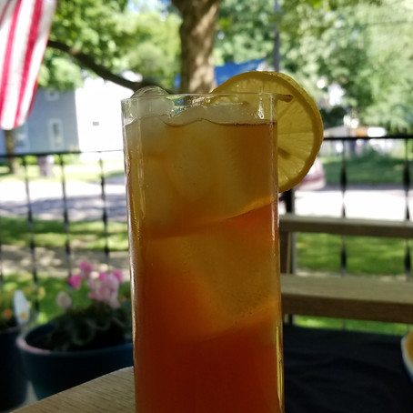 Summer Coffee Cocktail?  Try the Mazagran