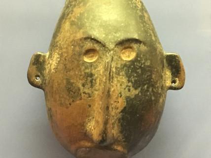 Colima Culture Mask