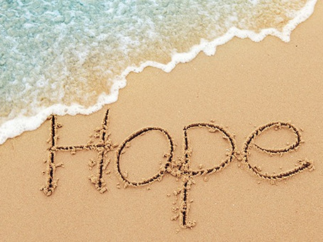 Hope -  Be a Human Infusion of Hope