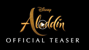 The First Teaser Trailer for Disney's Live-Action 'Aladdin' is Here!