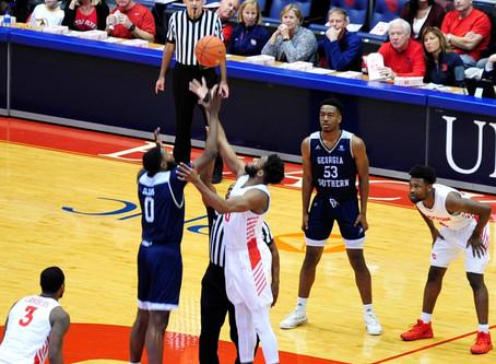 University  of  Dayton vs. Georgia Southern University