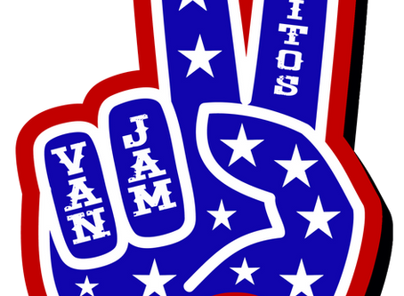 Vanditos VanJam2 dates announced!