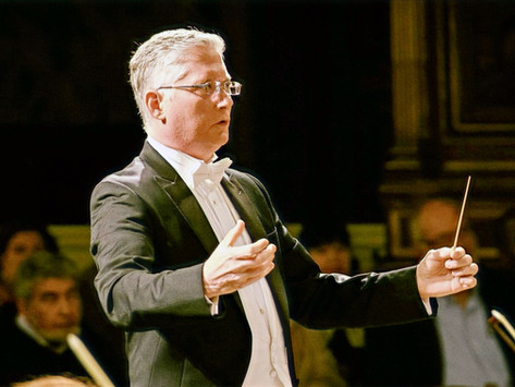 Jeffrey Faux: Passion-driven conductor and musician, touching the heart, soothing the soul