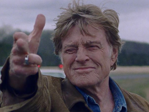 The Old Man & the Gun film review