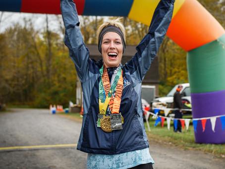 Get Fit 52.4 Half Marathon Series