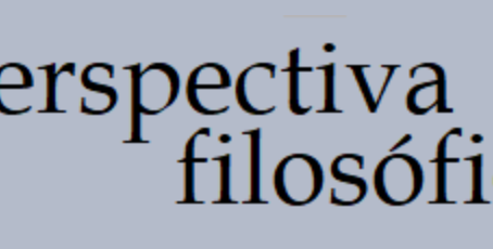 Chamada de Artigos Filósofas no Nordeste na Revista Perspectiva Filosófica