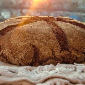 Бездрожжевой хлеб - печем дома