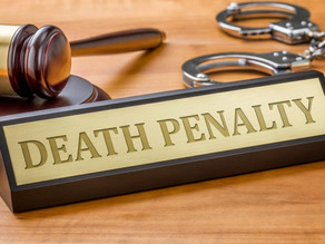 LEGALITY OF CAPITAL PUNISHMENT