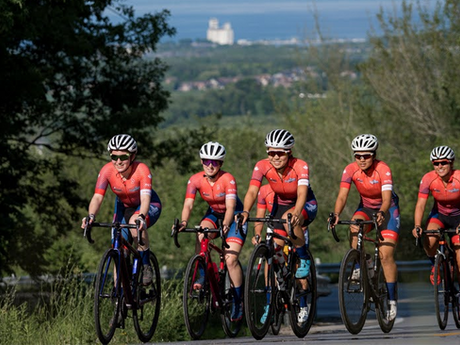 Women in Cycling: Highgate Racing