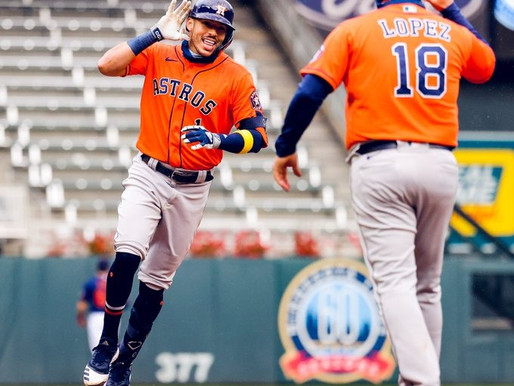 Houston vs Everybody Astros advance to the ALDS after sweeping the Twins 2-0.