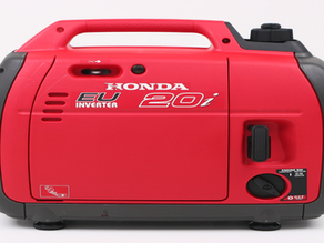 OUTDOORS ESSENTIALS: A GENERATOR AT YOUR LEISURE