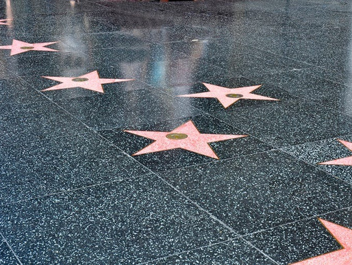 Celebs Who has a Spot on the Walk of Fame