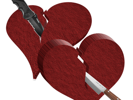 From the Heart: Putting Down Our Knives