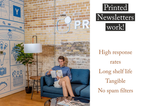 Printed Newsletters - An effective Marketing Tool