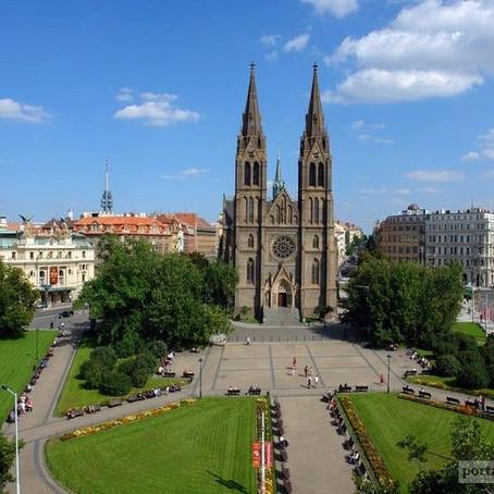 Snart avreise til Praha