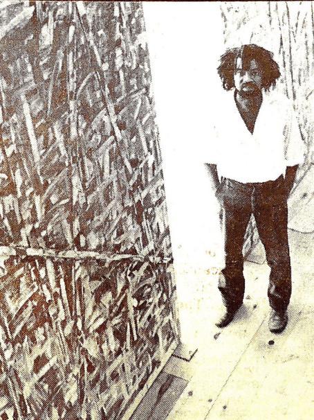 Ernest Frazier:Visionary Strives to Reconcile Lyricism & Violence
