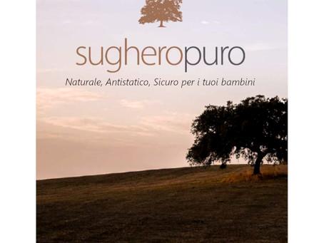 Sugheropuro | Un prodotto Naturale e Antistatico