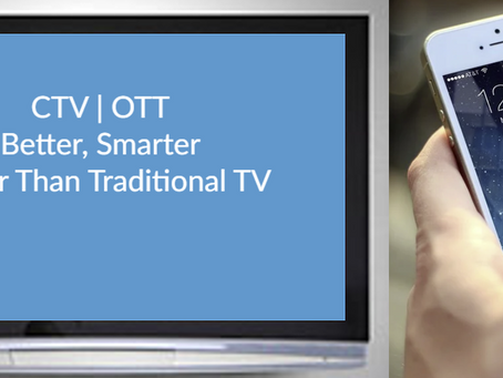 CTV and OTT are different even if some people claim they are the same.