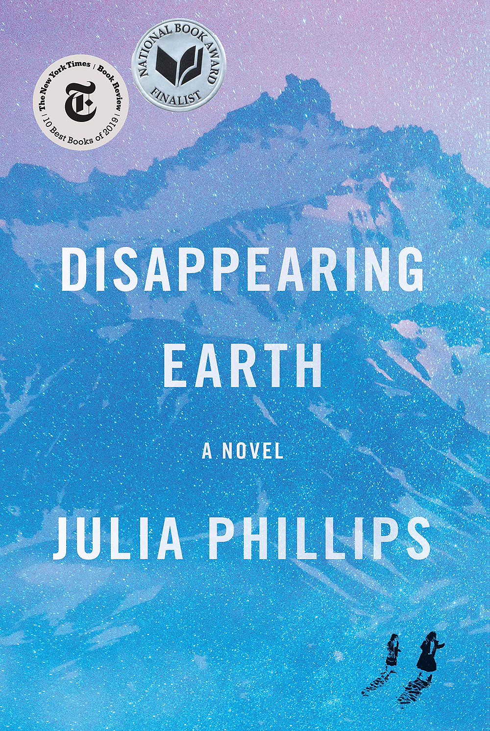 Disappearing Earth by Julia Phillips : the book slut book reviews thebookslut