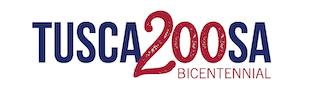 Tuscaloosa Bicentennial Logo - TotalCom Marketing design