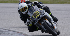 Tennyson Racing earns Silver at Palm Beach International Raceway