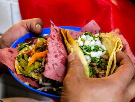 """Taquicardia, el sabor de ver """"Crónicas del taco"""""""