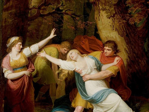 Rape, Revenge, and the Rethinking the Renaissance