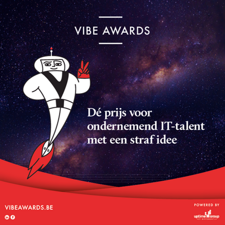Vibe Awards zoekt straffe tech concepten