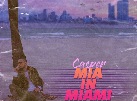 Casper- MIA in Miami