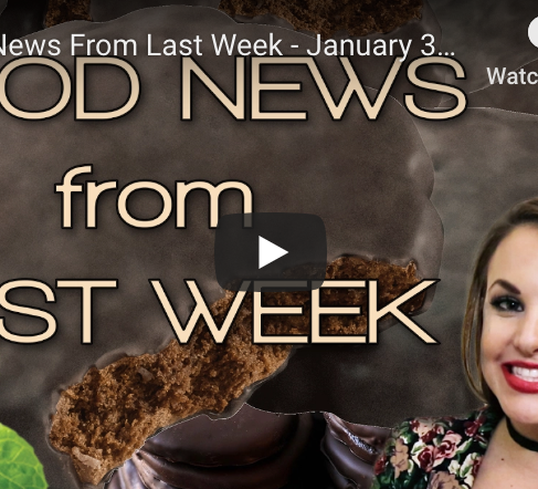 Good News from Last Week: January 30 - February 6, 2017