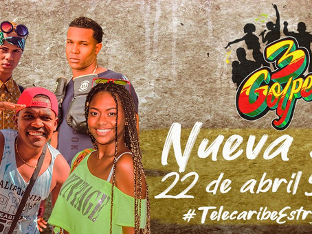 Comunicado 48, #3Golpes suena en Telecaribe