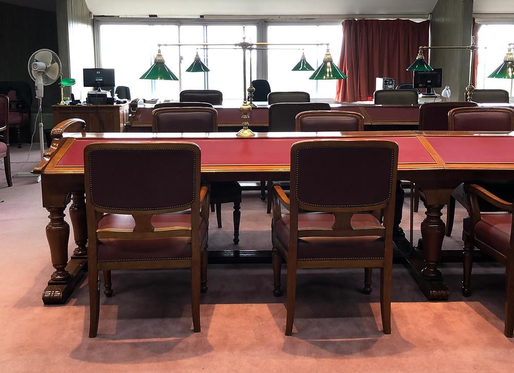 Sala de Lectura Biblioteca Nacional