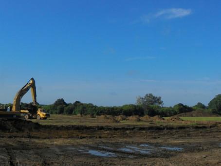 Initial Grading & Excavation