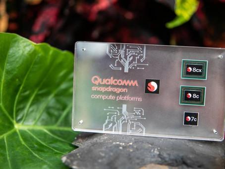 Qualcomm apresenta processadores para PCs de entrada, mainstream e topo de linha