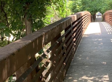 Around Austin-Bridge Over Shoal Creek at West 3rd