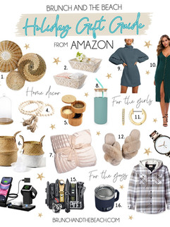 Holiday Gift Guide from Amazon