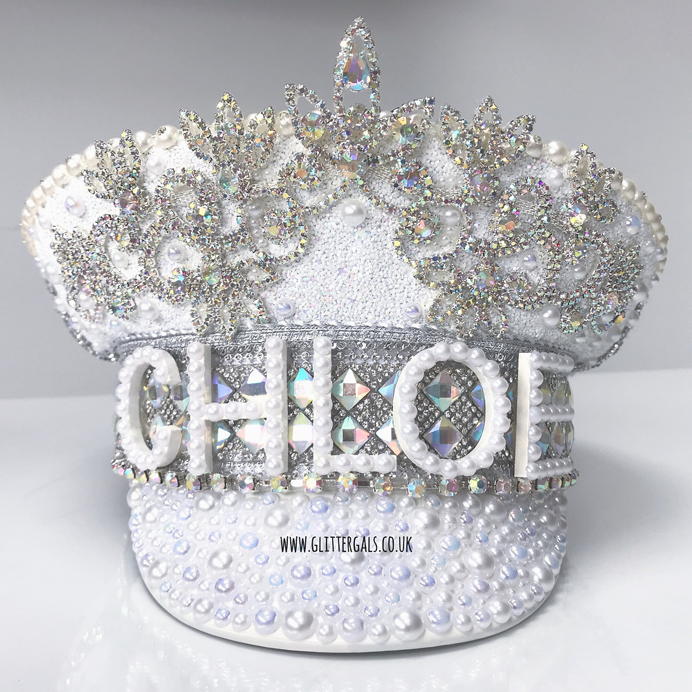 TOWIE Hat, Chloe Meadows Hat, Chlochella Hat, Sparkly Towie Hat