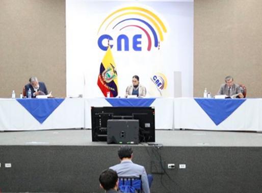 CNE entregará asignaciones del Fondo Partidario a siete organizaciones políticas