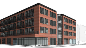4-Story Apartment Building Planned at Jefferson and Lynch