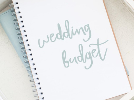 Creating a Budget for Your Wedding