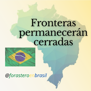 #Brasil mantiene cerradas fronteras con #Venezuela y #Guyana pese a reabrir con #Paraguay
